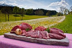 Pinzgauer Bio-Rind