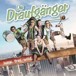 Cover Draufgänger