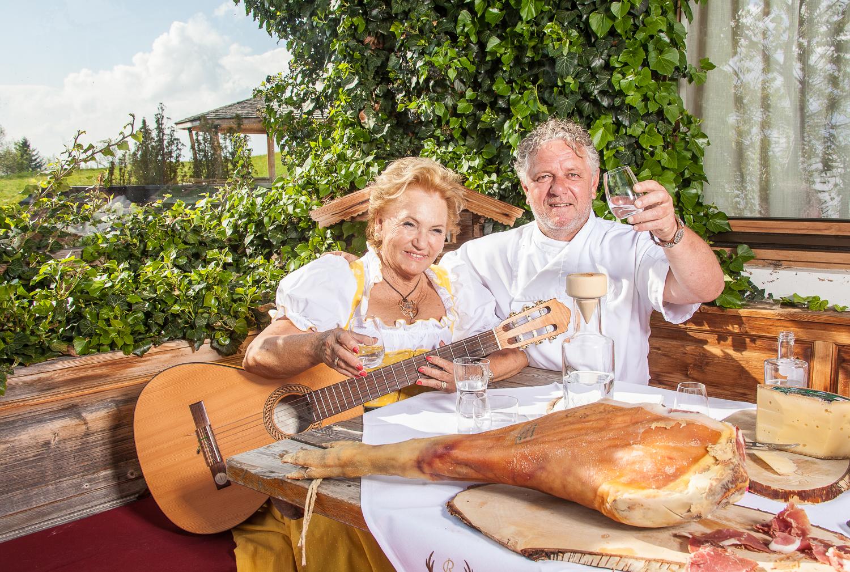 Rosi & Fridl Schipflinger Kitzbühel