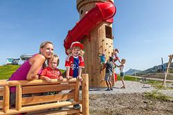 Spielplatz Skiarena Wildkogel
