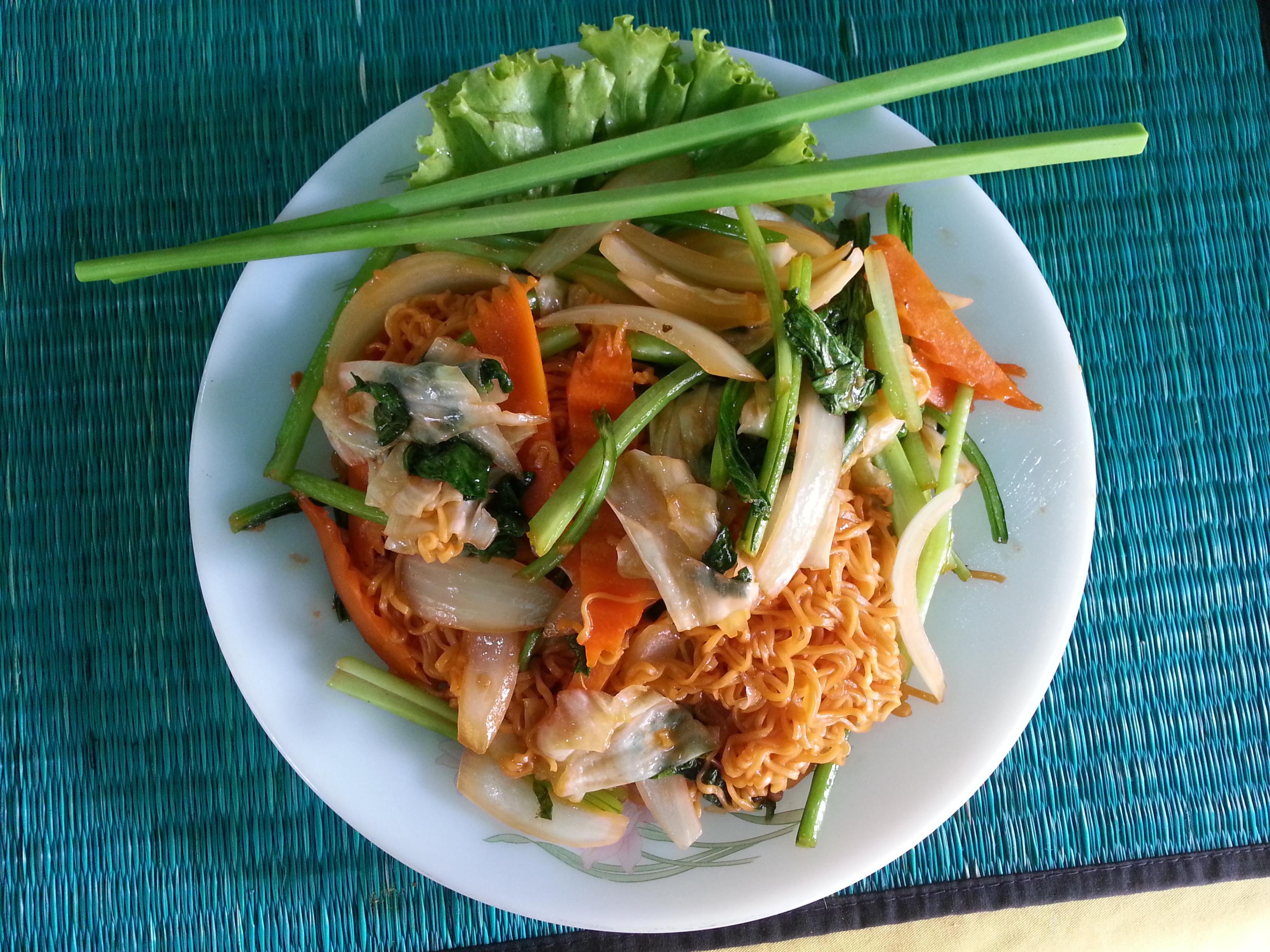 Assiette du Cambodge