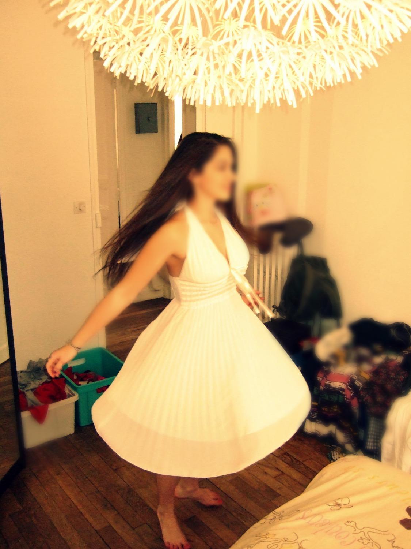 """""""La robe qui tourne"""""""