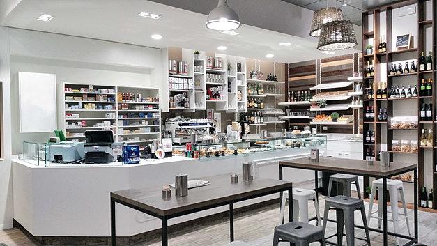 Arredamenti arredamenti bar e caffetterie provincia for Arredamenti bar bergamo