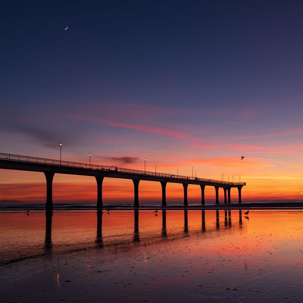 New Brighton Pier