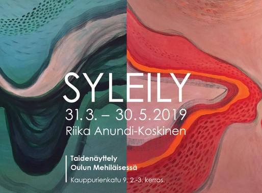 Syleily - taidenäyttely Oulussa
