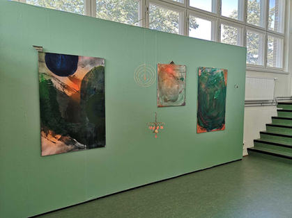 Raffia ja smoothia - Galleria K, 2019