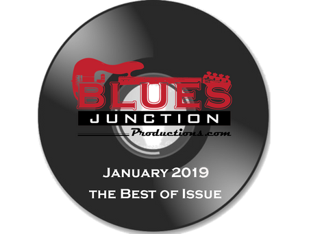 The Top 40 Albums of 2018, Blues Junction