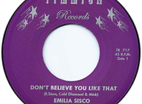"Single ""Don't Believe You Like That"".Out today !!"