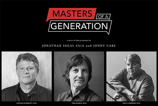 Masters Of A Generation