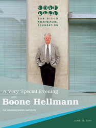 A Very Special Evening with Boone Hellmann