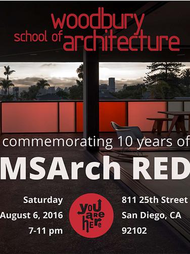 10 Years of MRED