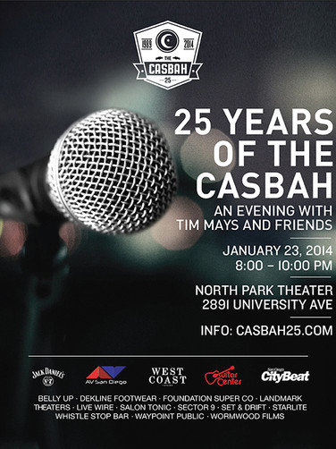 25 Years of the Casbah
