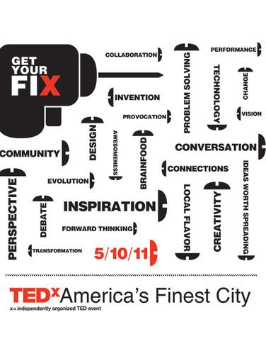 TEDxAmerica's Finest City