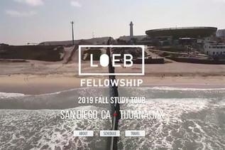 Loeb Fellowship Fall Study Tour