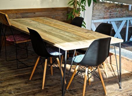 Dining Tableの天板をオーダーしてみませんか?