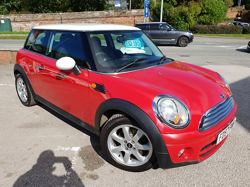 MINI HATCHBACK 1.6 Cooper D 3dr 3 Door Hatchback