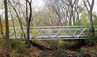 Footbridge | Brookside Park
