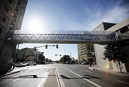 Bayview Skywalk Bridge
