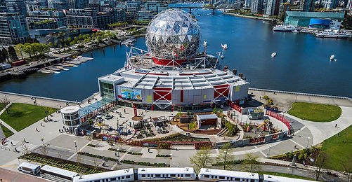 © Science World British Columbia