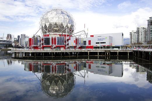 © Science World British Columbia
