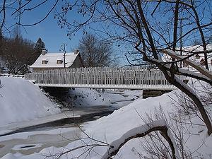 Pont du moulin de la Chevrotière