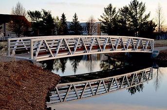 Pont du parc équestre