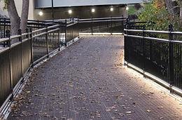 Footbridge   Promenade Paul-Sauvé