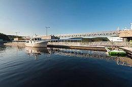 International Cruise Ship Ferry Landing