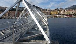 Footbridge   Ajaccio