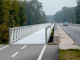 Tar River Bridge Widening Retrofit