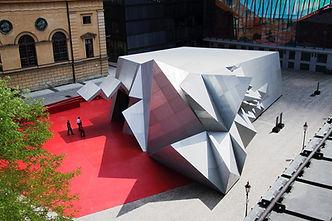 Pavilion 21 MINI Opera Space