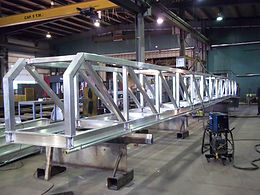 Aluminium Footbridge – Nanisivik