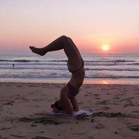 yoga plage 1
