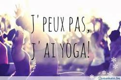 jpeux pas jai yoga