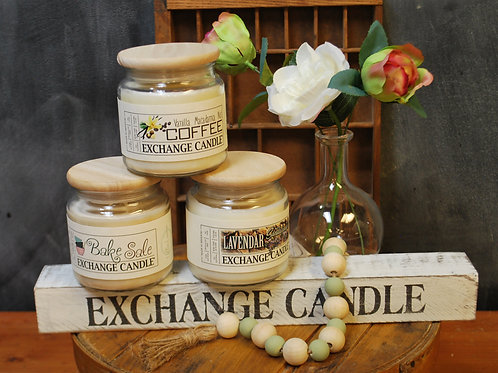 Exchange Candles