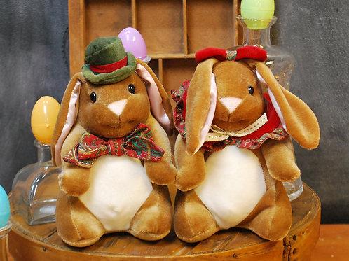 Mr. & Mrs. Bunny
