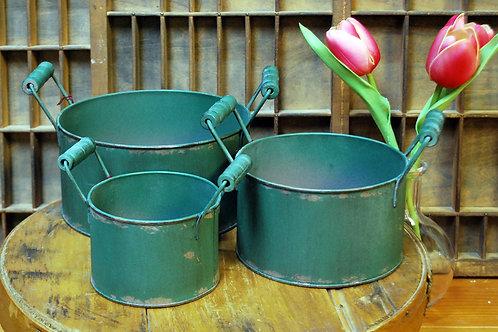 Green Buckets