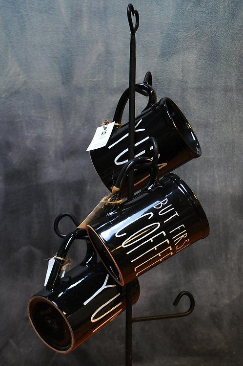 Coffee Mugs, Cups & Saucers