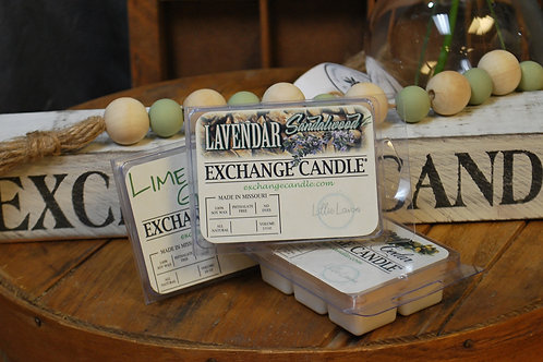 Exchange Candle Melts