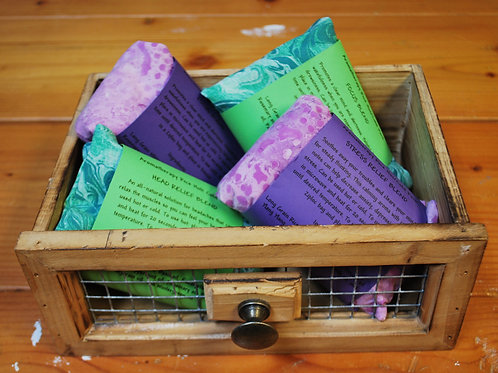 Aromatherapy Rice Packs