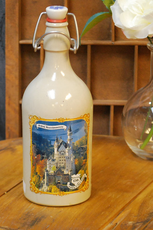 German Beer Bottle