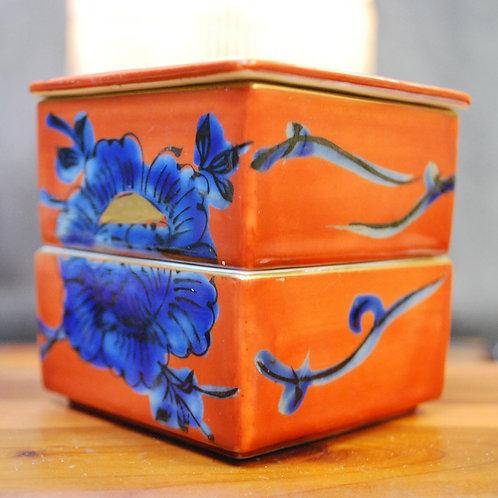 Takahashi Porcelain Trinket Box