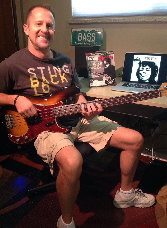 Bass Instruction