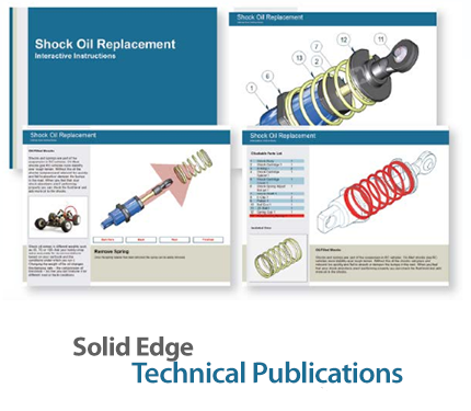 Solid Edge Technical Publications