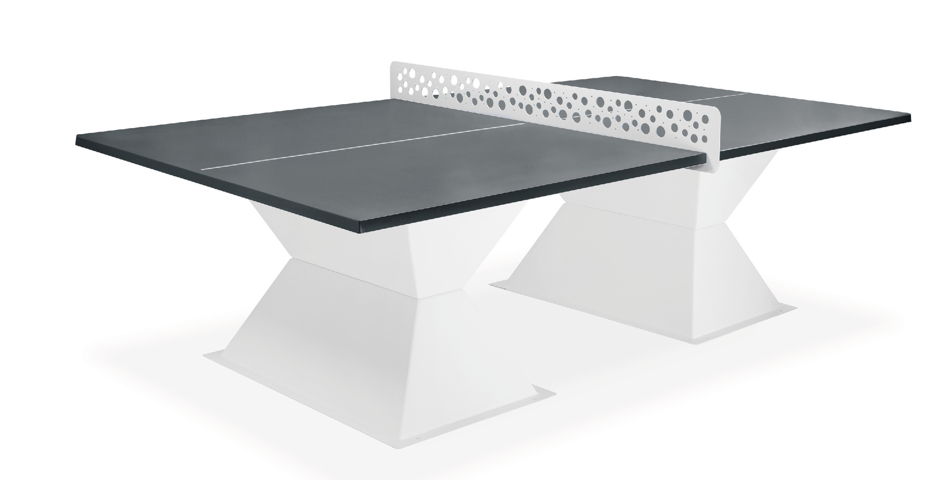 Table Diabolo 35 gris