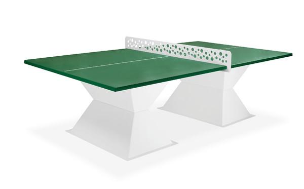 Table Diabolo 35 vert sapin