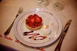 Tartelette au fraise