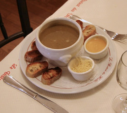 "Soupe ""Bistrot"""