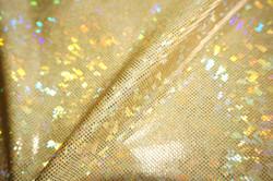 YELLOW GOLD HOLOGRAM