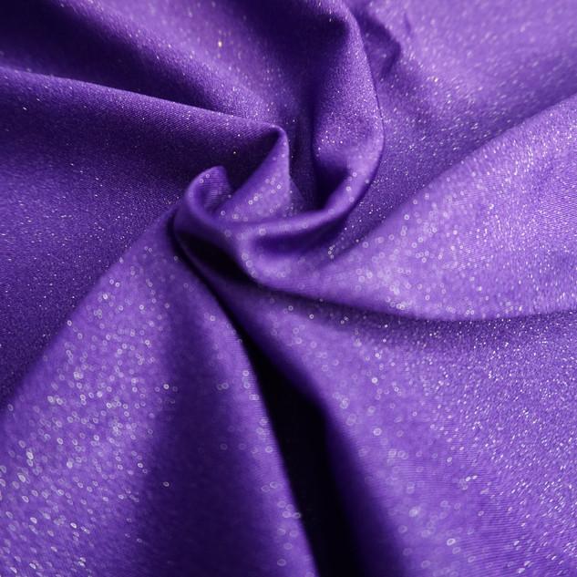 Royal Purple Glitter